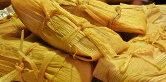 Zuni tamales