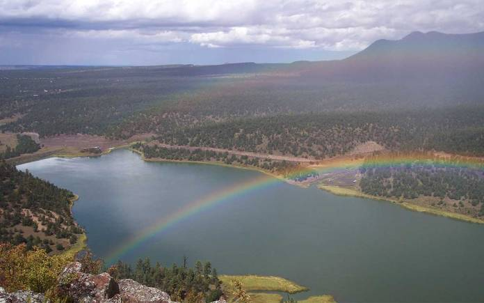 Quemado Lake