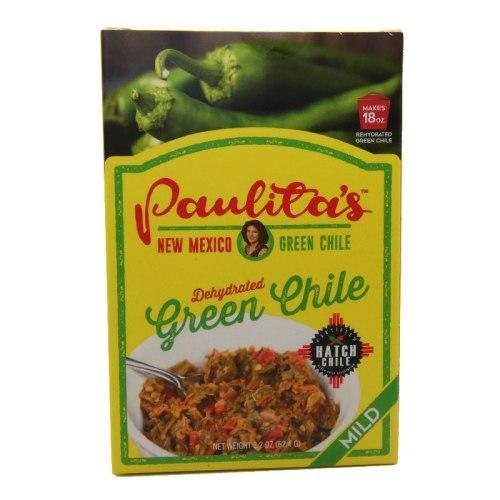 Paulitas mild green chile