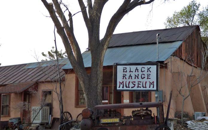 Black Range Museum