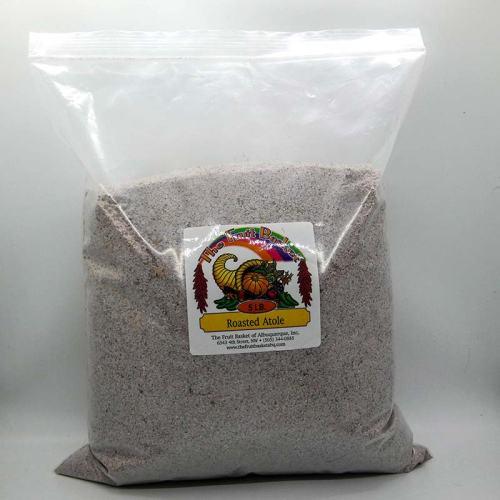 5-pound roasted atole