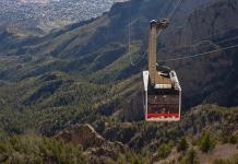 Sandia Peak tram