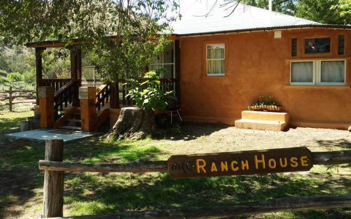 New Mexico Cabin Rentals Ranch House