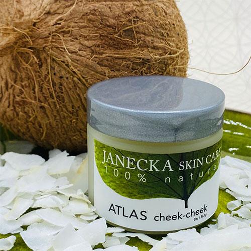 Janecka Atlas Cheek to Cheek
