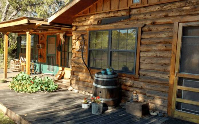 New Mexico Cabin Rentals Agave cabin