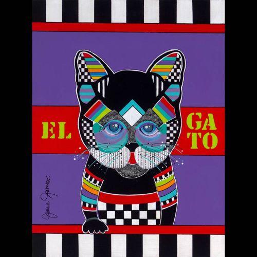 Jonna James El Gato