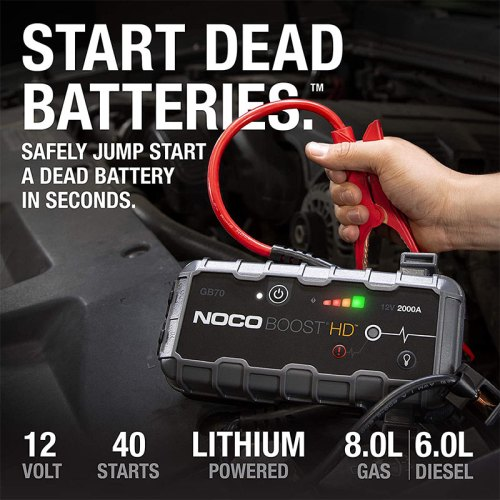 NOCO Boost HD GB70 2000