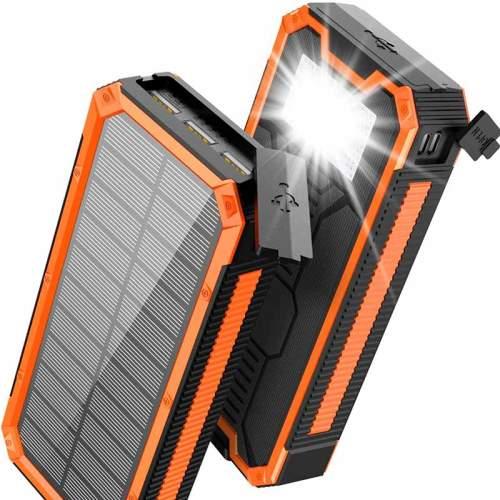 solar charger 30000mAh