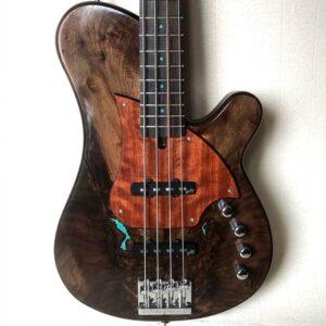 Wesley Janecka bass