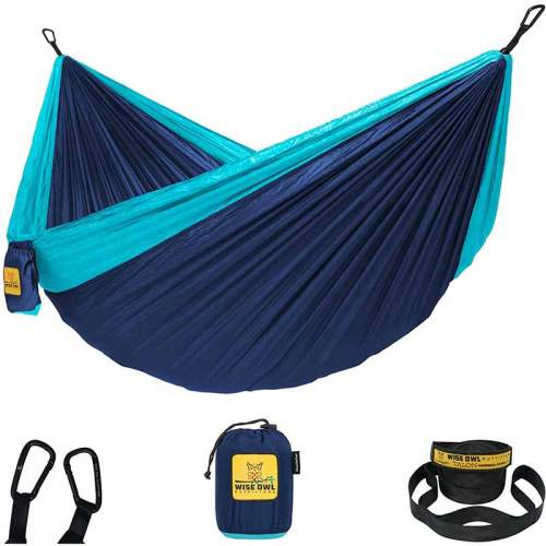 Wise Owl Outfitters Camping Hammocks - Portable Hammock