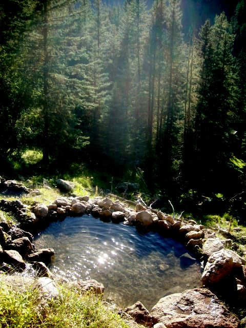 The Best Hot Springs & Outdoor Spas In Northern New Mexico