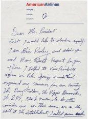 Elvis Letter R-013 - Page 1 of 6