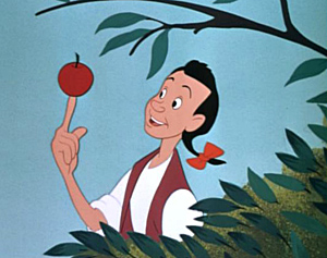 Disney Johnny Appleseed