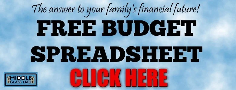 Best Excel Household Budget Template for Your Best Year Yet!