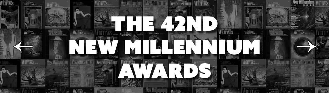 42 Writing Award Winners and Finalists