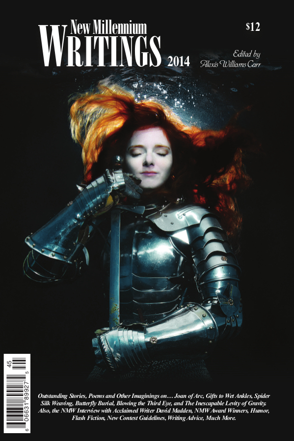 """Joan of Arc"" - Issue 23, 2014 Anthology"