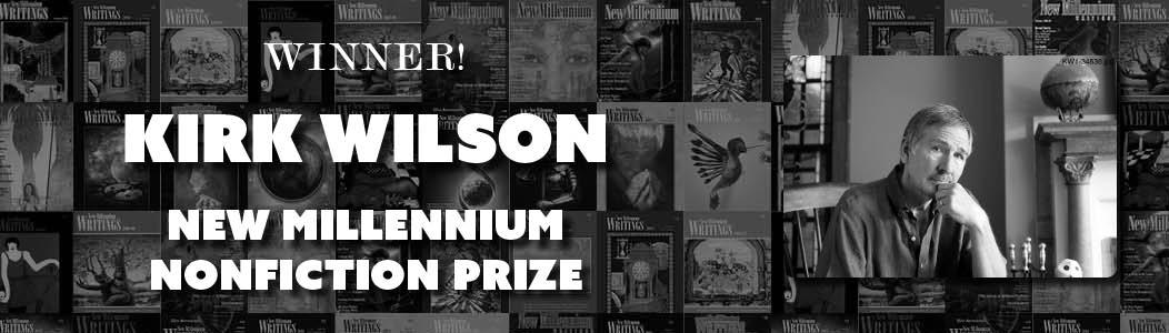 42nd New Millennium Nonfiction Prize