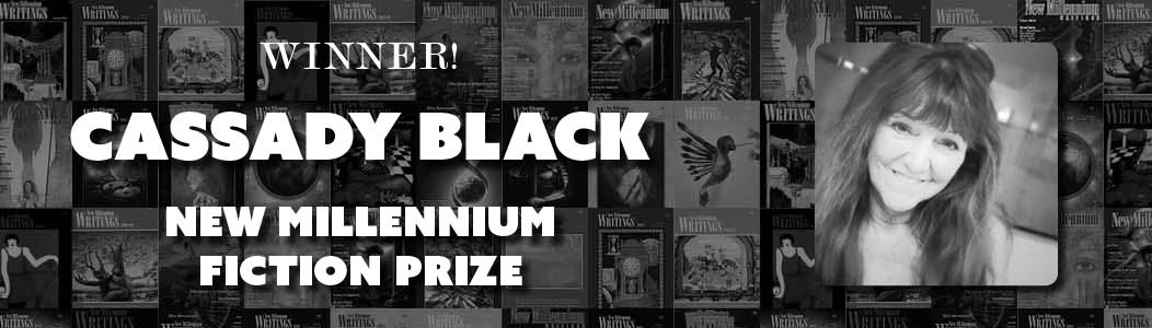 New Millennium Fiction Prize Winner