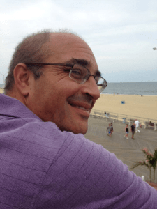 Adam Sifre - 44th New Millennium Flash Fiction Prize Winner