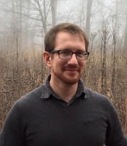 Evan McMurry, New Millennium Fiction Prize Winner