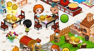 Cafeland World Kitchen mod apk