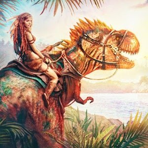 ARK Survival Island Evolve 3d mod