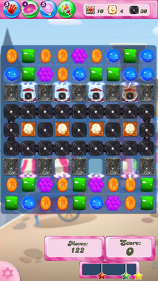 candy crush saga all boosters