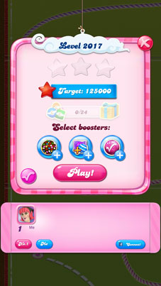 candy crush saga +100 moves