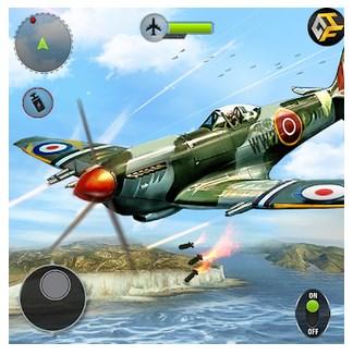 Airplane Fighting WW2 mod