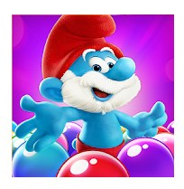 Smurfs Bubble Shooter Story mod