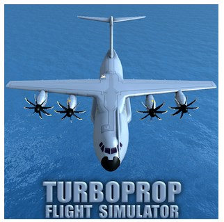 Turboprop Flight Simulator 3D mod