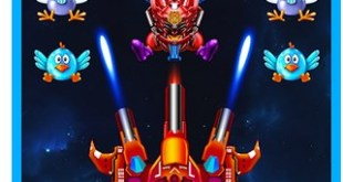 Chicken Shooter Space Shooting mod