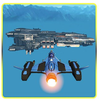Space Gunship mod
