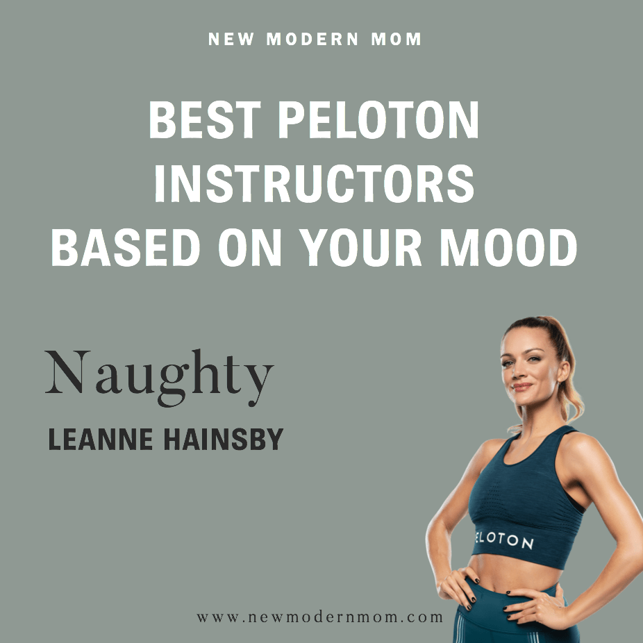 Best Peloton Instructors Based on Your Mood: Leanne Hainsby