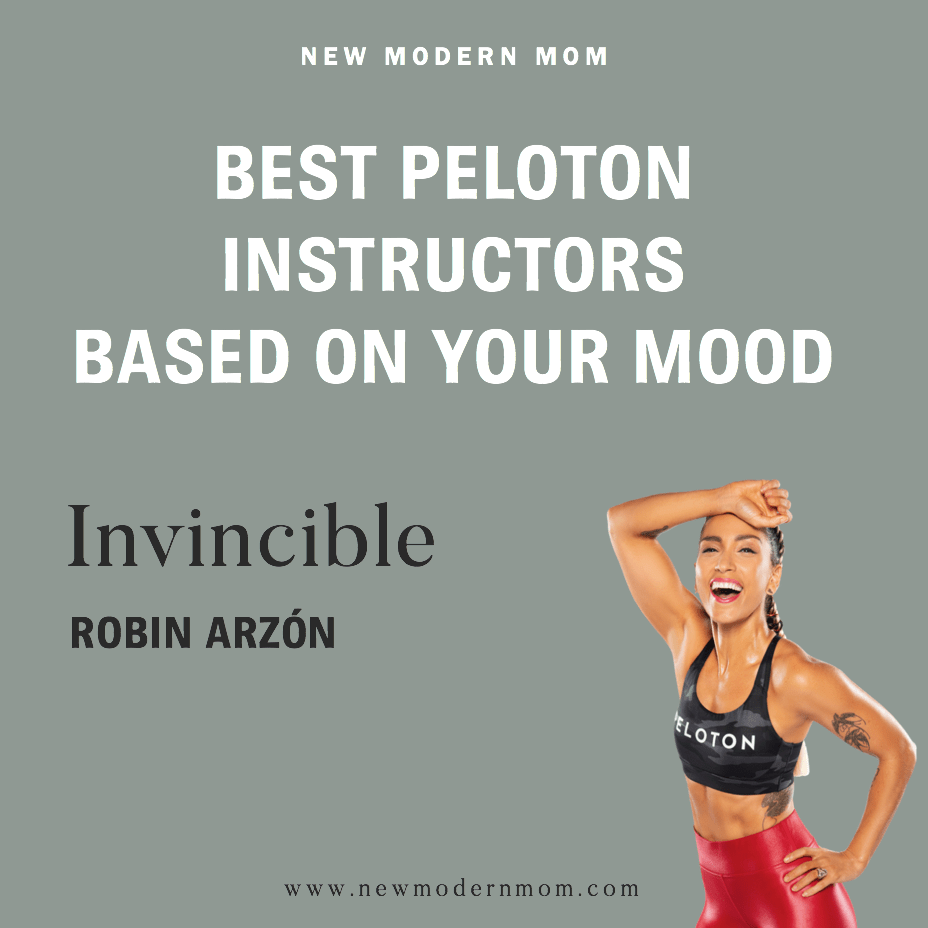 Best Peloton Instructors Based on Your Mood: Robin Arzon