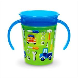 Munchkin Miracle Deco Trainer Cup Green Cars