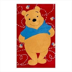 Χειροποίητο Χαλί Disney Winnie The Pooh (80x140cm) DH001B