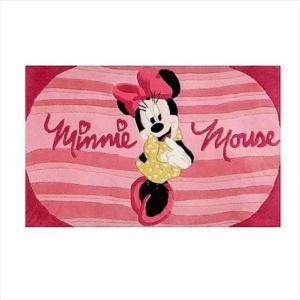 Χειροποίητο Χαλί Disney Minnie Mouse (80x140cm) DH011