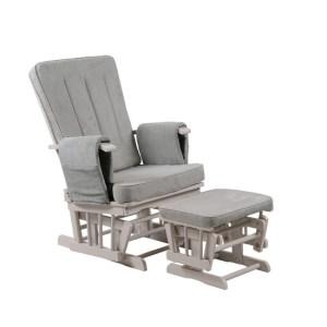 Πολυθρόνα Θηλασμού Grey Baby Adventure