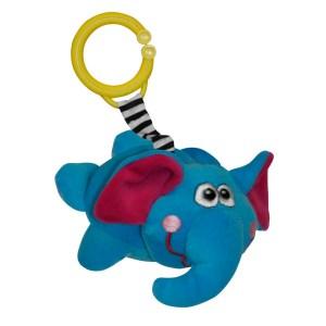 Μαλακό Παιχνίδι με Δόνηση Vibration Toy Elephant Lorelli Bertoni