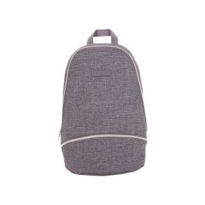 Τσάντα Kikkaboo Mama Bag Ava Light Grey