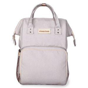 Τσάντα Αλλαξιέρα Kikkaboo Siena Grey