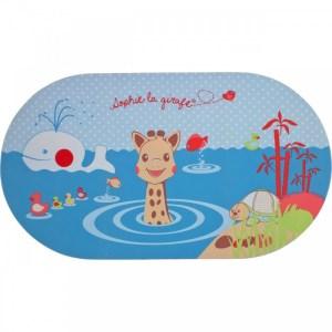 Αντιολισθητικό Χαλάκι Μπάνιου με Ένδειξη για τη Θερμοκρασία Sophie La Girafe