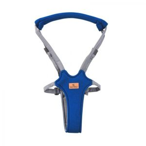 Baby Walk Safety Harness Step by Step Dark Blue & Grey Lorelli Bertoni