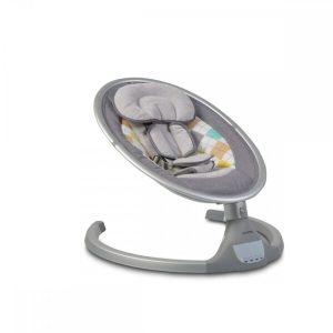 Ηλεκτρικό Βρεφικό Ρηλάξ Κούνια iSwing Light Grey Cangaroo  (ΔΩΡΟ Κουβέρτα Αγκαλιάς)