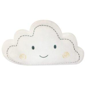 Διακοσμητικό Λούτρινο Μαξιλάρι Sleepy Cloud Kikkaboo