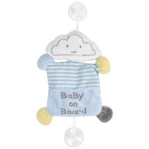 Κρεμαστό Αρκουδάκι Baby On Board Cloud Kikkaboo