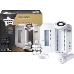 Συσκευή Προετοιμασίας Γάλακτος Closer To Nature Perfect Prep Tommee Tippee