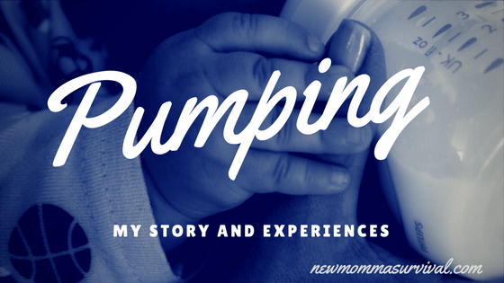exclusively pumping