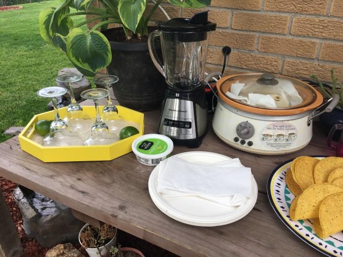 margarita make and take party